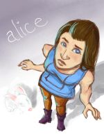Alice by RanaTilion