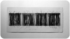 Untitled collagraph 3 by Kitchenbox