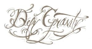 Defy Gravity - tattoo design by KerryDale