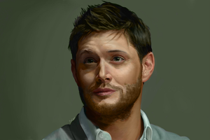 Dean winchester by hyalophagia