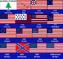 History of the American Flag by Caoimhe-Aisling