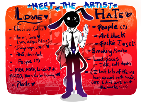 meet the artist by hotuonghan2001