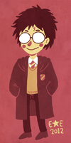 just harry by SirPaahdin