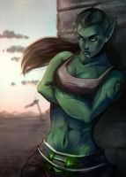 in World of Warcraft by K0niks