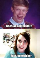 Bad Luck Brian Date by I-Like-Memes