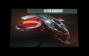 ceph gunship by YoshiSand