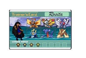 DR's trainer card by kitkatbrookie88