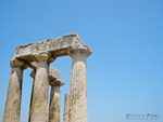 Columns of Corinth by mfedel