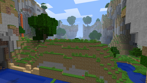 'Elfen Lied' world seed by Tryzon
