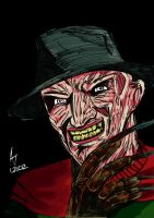 1, 2 Freddy's Coming For You In Colour! by AndyTurnbull