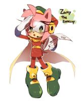 Zamy by Hanybe