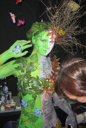 NZ Body Art Awards 2007 - 10