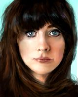 Zooey by R-3h