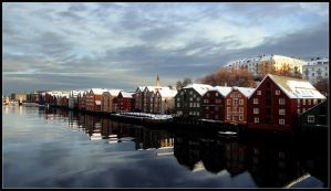 Norway.19: Trondheim by CrLT