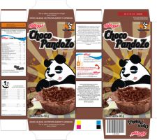 Cereal Pandozo by centauros-graphic