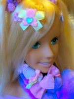 barbie by solipolly