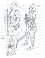 Soldiers by Andy1134