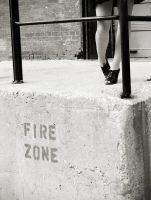 Fire Zone by krissybdesigns