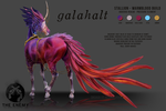 COMMISSION: GALAHALT by THE--ENEMY