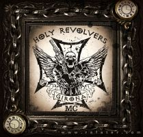Holy Revolvers MC by rafater
