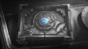 Hearthstone simple by Muffinpopski