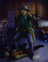 Wild Bill Hickok by addichim