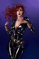 Black Widow by Salamandra88