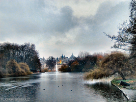 St. James's Park by FuckerBerrouz