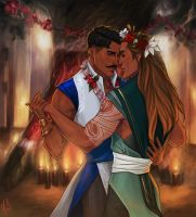 The first dance by Merwild