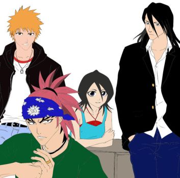 Bleach by love4anime