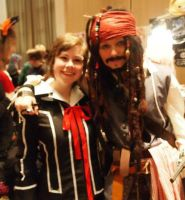 Me and Jack Sparrow XD by xRaggsokkenx