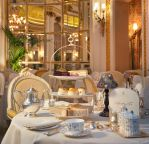 High tea at the Ritz by professorlongfello