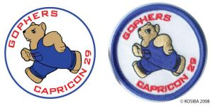 Gopher Patch by bigblued
