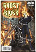 Ghost Rider Cover by Zoso1024