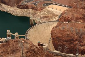 Hoover Dam by H3lushka