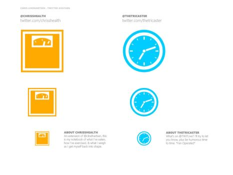 Simple Object Icons by clindhartsen