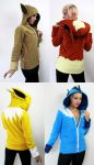 The Evolution Hoodie Collection! by Lisa-Lou-Who