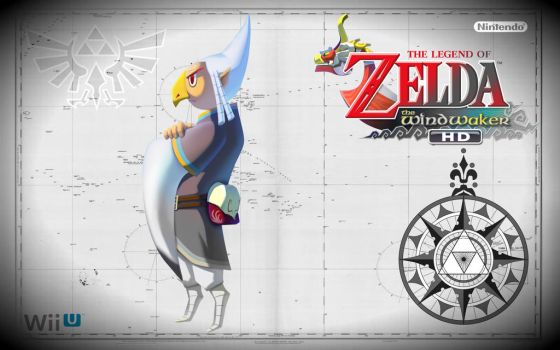 Quill Wind Waker HD by Link-LeoB
