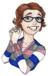 Cartoony Ashley by beamer