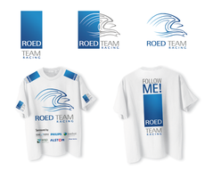 ROED racing team identity by netdriller