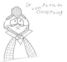 von patoven --goosewing by calisotalatina