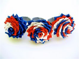 American Duct Tape Rings by bobtheenchantedone