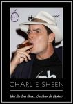 MotiPoster Chralie Sheen by SouthernDesigner