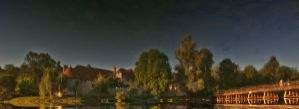 Castle Otocec, reflection by luka567