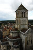 Chauvigny by solnascens