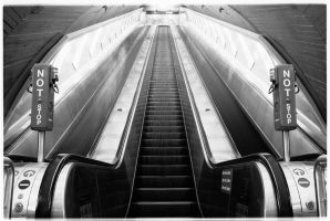 Escalator Sentinels by batmantoo