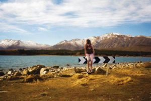 PhotoMontage Lost in NZ by NSGDesign