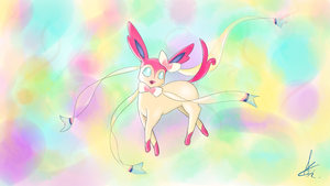 Sylveon by ARAS-CHAN
