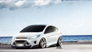 Ford Fiesta - by CLD by ClaudaoCLD