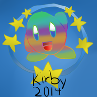 Kirby Tuesdays-Kirby 2014 by thegamingdrawer